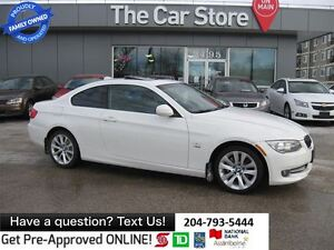 2011 BMW 328 i xDrive   SUNROOF, HTD LEATHER, BLUETOOTH USB - L
