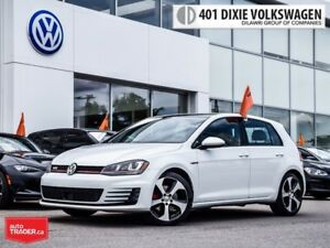 2015 Volkswagen GTI 5-Dr 2.0T Autobahn at DSG Tip OFF Lease. Lea