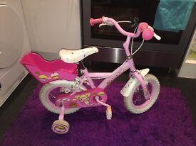 Kids Pushbike bicycle Apollo Cupcake