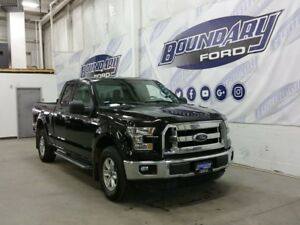2016 Ford F-150 XLT W/ Chrome Bumpers, V6 Engine, 4WD