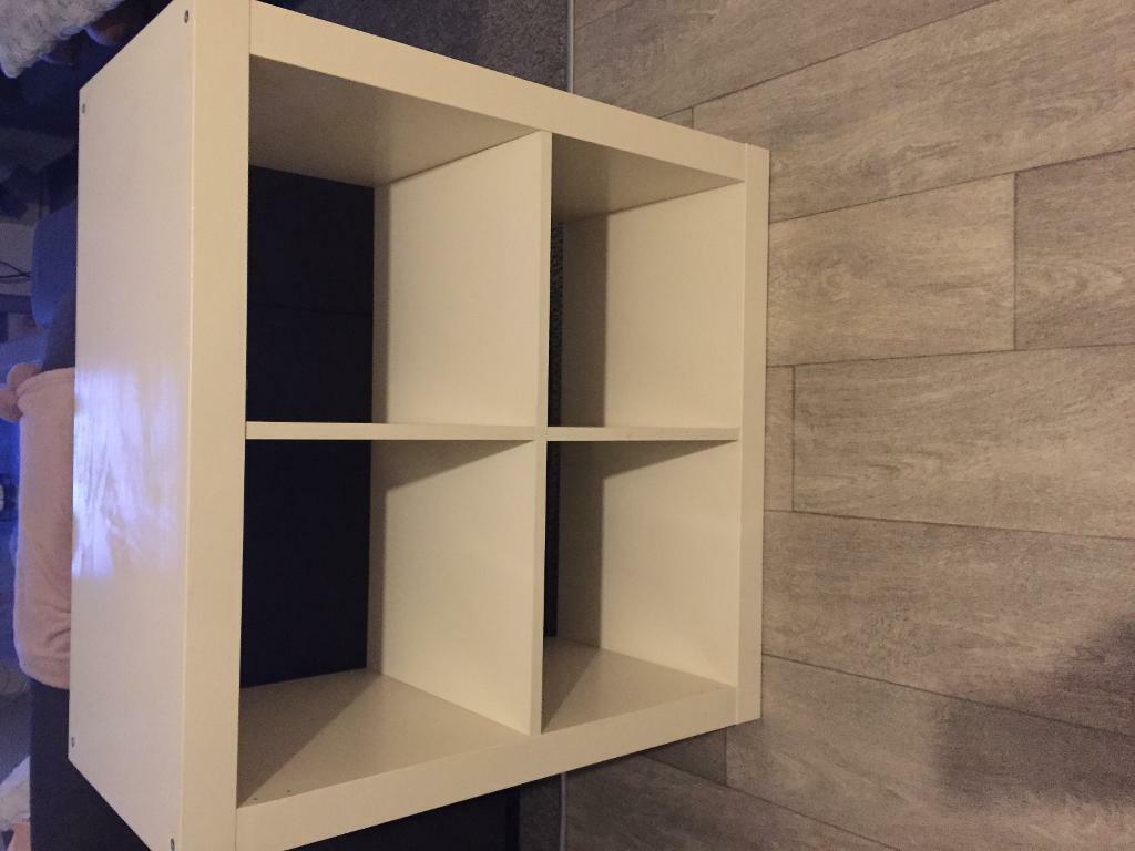 Ikea kallax unit in leicester leicestershire gumtree