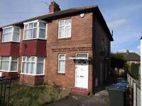 3 Bed Ground Floor Flat, Severus Road,Fenham,NE4 9HU