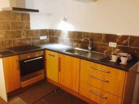 1 bed flat including bills Huddersfield