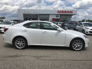 2013 Lexus IS 250 ALL WHEEL DRIVE