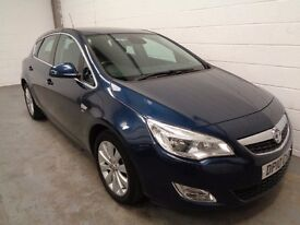 VAUXHALL ASTRA , 2010 REG , ONLY 43000 MILES + FULL HISTORY, YEARS MOT, FINANCE AVAILABLE , WARRANTY