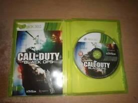 COD: Black Ops Xbox 360
