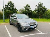 BMW X5 30. X DRIVE 40D M SPORT 7 SEATER