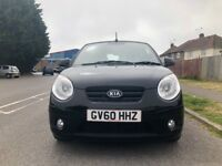 KIA Picanto 1.1 Domino 5dr £3995 p/x Cheap to run and maintain 2011 (60 reg), Hatchback 31,000 miles
