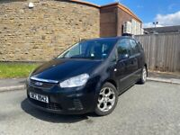 OEZ-Ford C-Max Style 2007 1.6 Petrol Drives New*