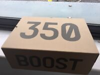 Adidas Yeezy Boost 350 v2 Frozen yellow brand new boxed size 8.5UK