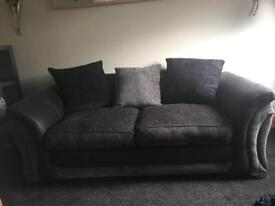 **SCS Sofa Bed, Immaculate Condition**