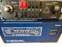 Saitek cessna multi switch panel, excellent condition, boxed