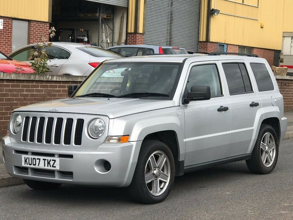 2007 jeep patriot 2 0 crd 4x4 diesel vw engine in. Black Bedroom Furniture Sets. Home Design Ideas