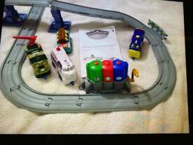 Toy Railway Set
