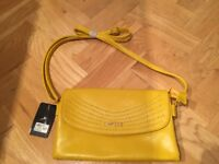 Lancetti Handbag (With Tags) New