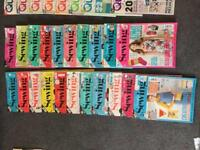 21 x Simply Sewing Magazines.