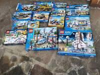 Large lego bundle all boxed