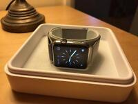 Apple Watch Series 1, Stainless Steel with 20 months Apple care +