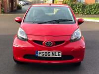 TOYOTA AYGO + VVT-I 1.0 PETROL MANUAL 3 DOOR HATCHBACK, £20 ROAD TAX PER YEAR