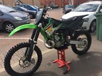 KX250 mx bike not RM/ KLX / CR / CRF / YZ / KTM