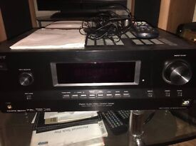 Sony AV Receiver STR-DH510 With remote control and Calibration Microphone Surround HDMI CHEAP PRICE