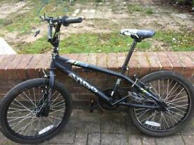 "Avigo BMX 20"" Atra bike & lock"