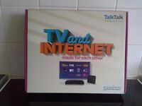 Latest 2TB HD Talk Talk You View PLUS box BNIB UNUSED COSTS £139 ON AMAZON