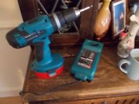 mikita drill 18 volt