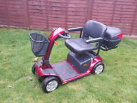 Pride Colt Plus Mobility Scooter in Great condition