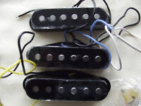IronGear Pig Iron Strat Pickups brand new.