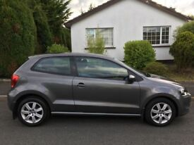 2010 Volkswagen Polo SE 85 1.4 Immaculate cond. Full Service History