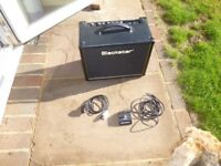 Blackstar HT 5 ALL VALVE 2 channel combo amp with footswitch - reduced to sell