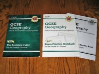 CGP GCSE Geography Revision Guide & Practice Workbook OCR B Grade 9-1 Course