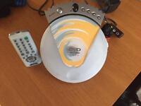 Sony Picot DVP-PQ1 DVD/CD Player.