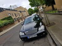 MERCEDES C180 KOMPRESSOR – ONLY 1 PREVIOUS OWNER!!! ONLY £999.00