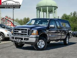 2007 Ford F-250 diesel SuperCab Long Bed 4WD