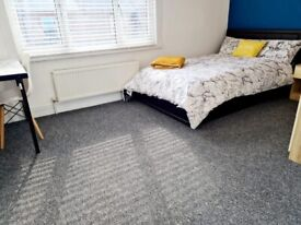 LUXURY SPACIOUS ENSUITE ROOMS CLOSE TO STATION AND HOSPITAL ALLBILLS INCLUDED
