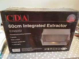 CDA 60cm Integrated Extractor