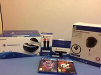 PlayStation VR + extras