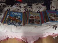 D.I.Y.Books THE KNACK 85 different issues Brilliant for the novice and experienced