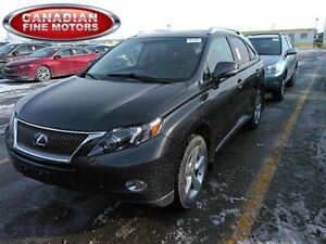 2010 Lexus RX 450H CLEAN CARPROOF-DUAL DVD-LEATHER ROOF