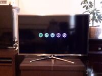 "SAMSUNG SMART 40"" LED HD TV - WIFI - Series 6 - MINT CONDITION"