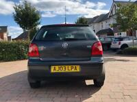 Volkswagen Polo 1.9 SDI 5dr LOW MILEAGE 2 Former Keeprs