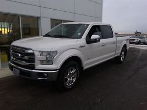 2015 Ford F-150 Lariat Supercrew 3.5 Ecoboost $298.15 b/weekly