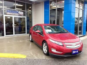2014 Chevrolet Volt Electric Leather, Heated Seats, ONLY 24,190K