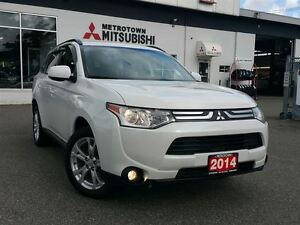 2014 Mitsubishi Outlander ES Premium; Local & No accidents