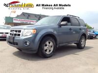 2011 Ford Escape 2011 ESCAPE FOR ONLY $4900