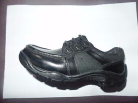 Hush Puppies boys smart, formal, school shoes, toddler Brand New size 10.5