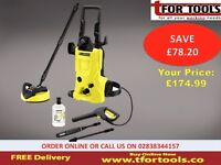 KARCHER k4 PRESSURE WASHER K 4 HOME 11801540