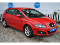 SEAT LEON Can't get car finance? Bad cerdit, unemployed? We can help!